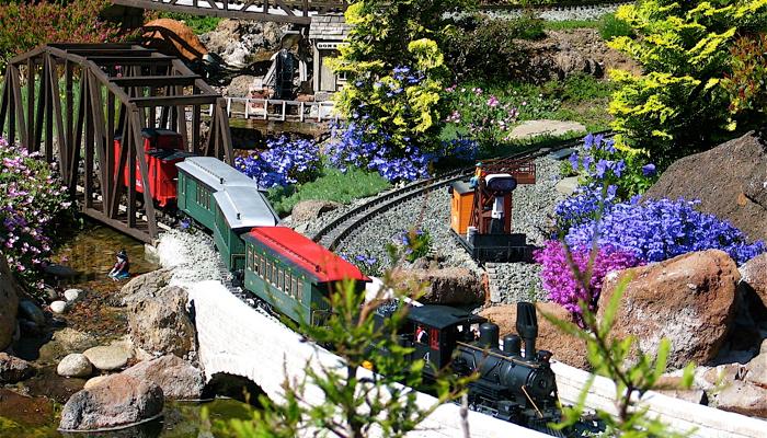 Garden Lines Gardenlines We Build Railways In Your Backyard
